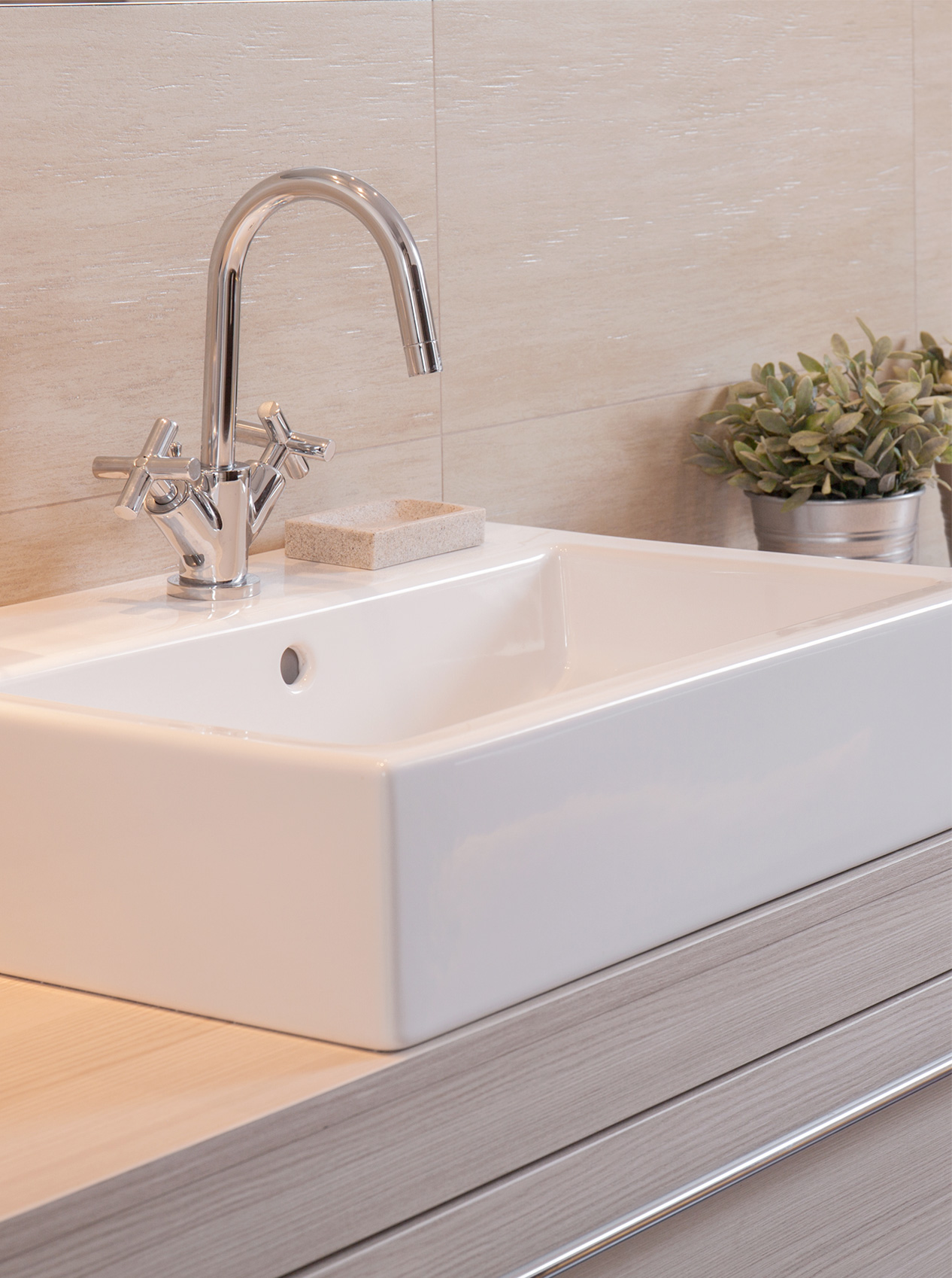 Ledgemark Homes Design sink