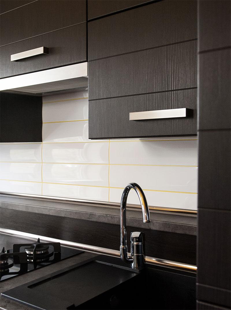 Ledgemark Homes Design kitchen sink
