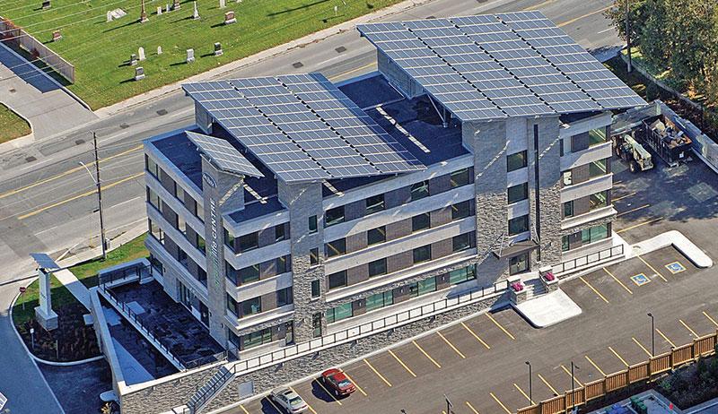 Ledgemark Head Office  GreenLife Centre – Markham, Ontario