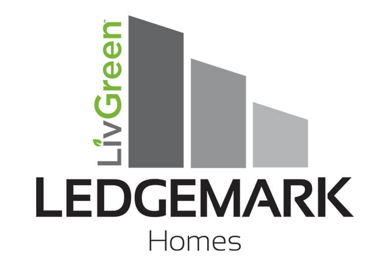 Ledgemark Homes logo
